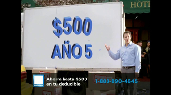 Nationwide Insurance TV Spot, 'Premiar' [Spanish] - Thumbnail 9
