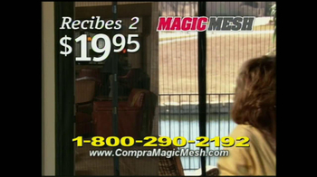 Magic Mesh TV Spot [Spanish] - Thumbnail 9