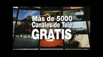 Rabbit TV Plus TV Spot, 'Más Canales' [Spanish] - Thumbnail 5