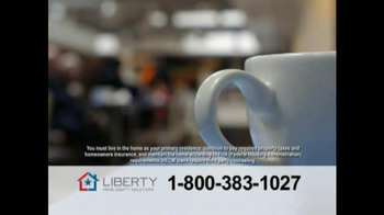 Liberty Home Equity Solutions TV Spot, 'Restaurant' - Thumbnail 6