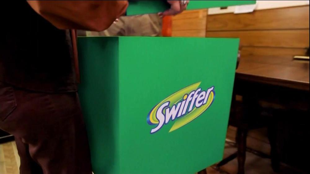 Swiffer Wetjet Tv Commercial Like Dancing Ispot Tv
