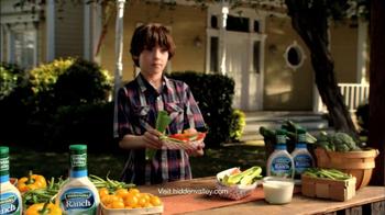 Hidden Valley Sandwich Spread and Dip TV Spot, 'Food Stands' - Thumbnail 4