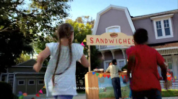 Hidden Valley Sandwich Spread and Dip TV Spot, 'Food Stands' - Thumbnail 5