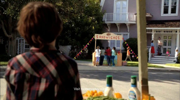 Hidden Valley Sandwich Spread and Dip TV Spot, 'Food Stands' - Thumbnail 6