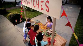 Hidden Valley Sandwich Spread and Dip TV Spot, 'Food Stands' - Thumbnail 8