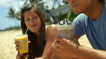 McDonald's McCafe TV Spot, 'Surfers'