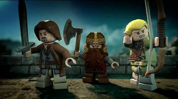 LEGO Lord of the Rings TV Spot, 'Defend'