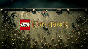 LEGO Lord of the Rings TV Spot, 'Defend' - Thumbnail 1