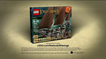 LEGO Lord of the Rings TV Spot, 'Defend' - Thumbnail 10