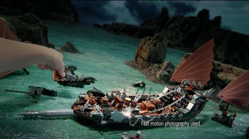 LEGO Lord of the Rings TV Spot, 'Defend' - Thumbnail 3
