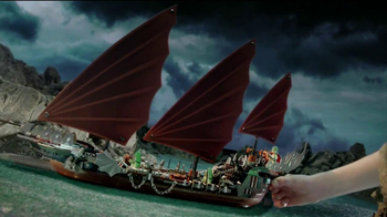 LEGO Lord of the Rings TV Spot, 'Defend' - Thumbnail 5