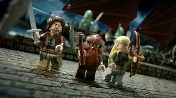 LEGO Lord of the Rings TV Spot, 'Defend' - Thumbnail 6