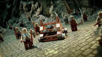 LEGO Lord of the Rings TV Spot, 'Defend' - Thumbnail 7