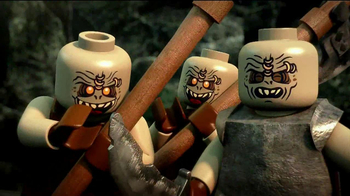 LEGO Lord of the Rings TV Spot, 'Defend' - Thumbnail 8
