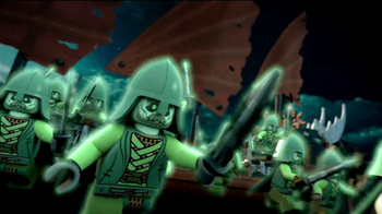 LEGO Lord of the Rings TV Spot, 'Defend' - Thumbnail 9