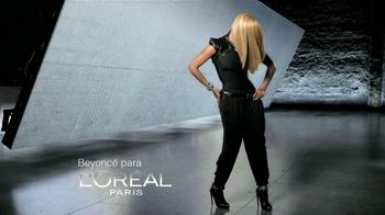 L'Oreal Feria TV, 'Sienta la emoción' Spot con Beyoncé[Spanish] - Thumbnail 1