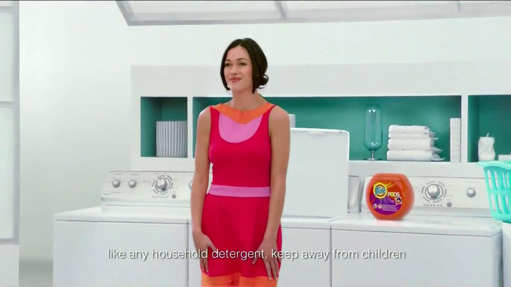 tide pods tv commercial world  clean ispottv