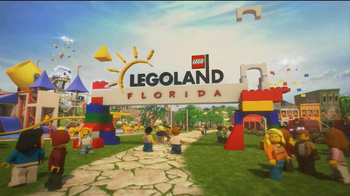 LEGOLAND Florida TV Spot, 'Play Your Part' - Thumbnail 1