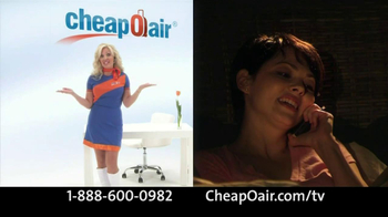 CheapOair TV Spot, 'Three Taps' - Thumbnail 5