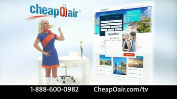 CheapOair TV Spot, 'Three Taps' - Thumbnail 8