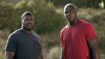 Reebok ATV19 TV Spot Featuring Demarcus Ware, Rampage Jackson - 3241 commercial airings