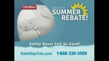 Safe Step TV Spot, 'Praises' Featuring Pat Boone - Thumbnail 10