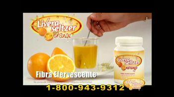 Livera Seltzer TV Spot, 'Fibra' Con Susana González [Spanish]