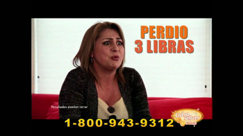 Livera Seltzer TV Spot, 'Fibra' Con Susana González [Spanish] - Thumbnail 6