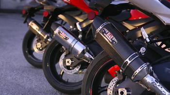 Suzuki 50 Years Strong Anniversary Celebration TV Spot, 'Motorcycles' - Thumbnail 6