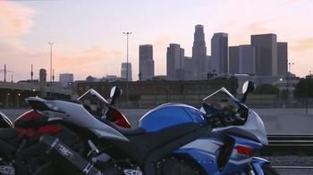 Suzuki 50 Years Strong Anniversary Celebration TV Spot, 'Motorcycles' - Thumbnail 7