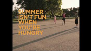 Feeding America TV Spot, 'Wish I was in School' - Thumbnail 10