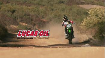 Lucas Oil TV Spot, 'Motorbiking' Featuring Colton Haaker - Thumbnail 2