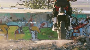 Lucas Oil TV Spot, 'Motorbiking' Featuring Colton Haaker - Thumbnail 6