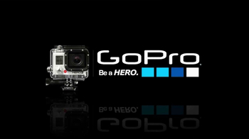GoPro HERO3 TV Spot, 'Race Track' Song by The Nucc - Thumbnail 1