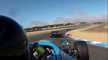 GoPro HERO3 TV Spot, 'Race Track' Song by The Nucc - Thumbnail 4