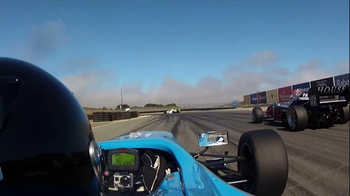 GoPro HERO3 TV Spot, 'Race Track' Song by The Nucc - Thumbnail 6
