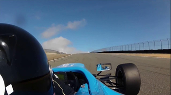 GoPro HERO3 TV Spot, 'Race Track' Song by The Nucc - Thumbnail 8