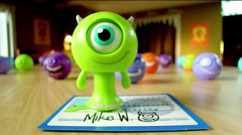 Monsters University Roll and Scare Figures TV Spot - 119 commercial airings