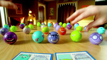 Monsters University Roll and Scare Figures TV Spot - Thumbnail 3