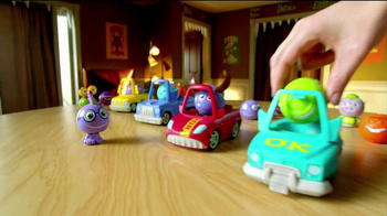 Monsters University Roll and Scare Figures TV Spot - Thumbnail 4