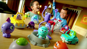 Monsters University Roll and Scare Figures TV Spot - Thumbnail 7