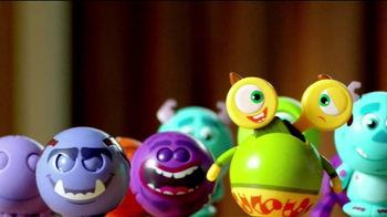 Monsters University Roll and Scare Figures TV Spot - Thumbnail 8