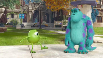 Juicy Juice TV Spot, 'Monsters University' - Thumbnail 1