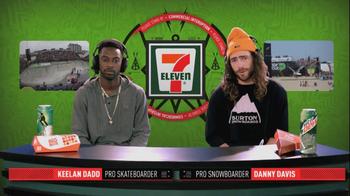 7-Eleven TV Spot, 'Awesummer' Featuring Keelan Dadd and Danny Davis - Thumbnail 4