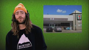 7-Eleven TV Spot, 'Awesummer' Featuring Keelan Dadd and Danny Davis - Thumbnail 5