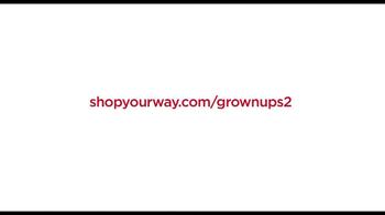 Kmart TV Spot, 'Grown Ups 2' - Thumbnail 4