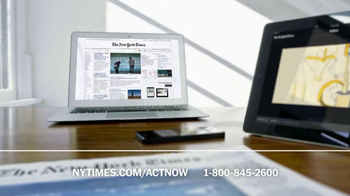 The New York Times TV Spot, 'Great Journalism' - Thumbnail 4