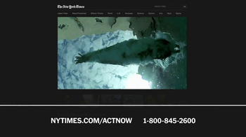 The New York Times TV Spot, 'Great Journalism' - Thumbnail 6