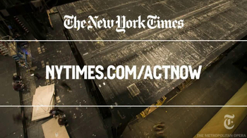 The New York Times TV Spot, 'Great Journalism' - Thumbnail 7