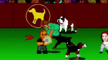 Fist Puncher TV Spot, 'Nude Beaches and Golf Ninjas' - Thumbnail 3
